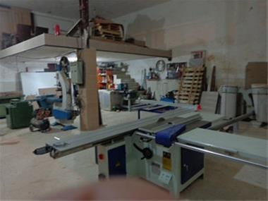 فروش کلیه دستگاهها و ابزارآلات نجاری حرفه ای